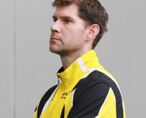 Trainer Michl Kurz