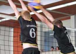 Block - Patrick Dahlke und Lukas Feuchter